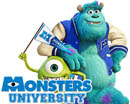 Monsters University clothes and products wholesale supplier