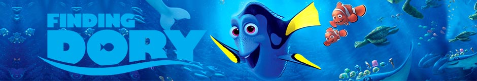 Finding Dory Groothandel
