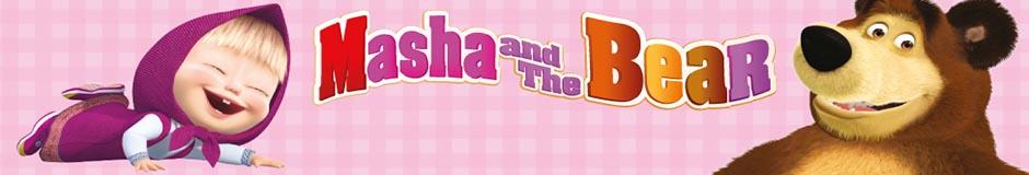 Masha and the Bear Groothandel