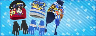 Mutsen,sjaals,handschoenen