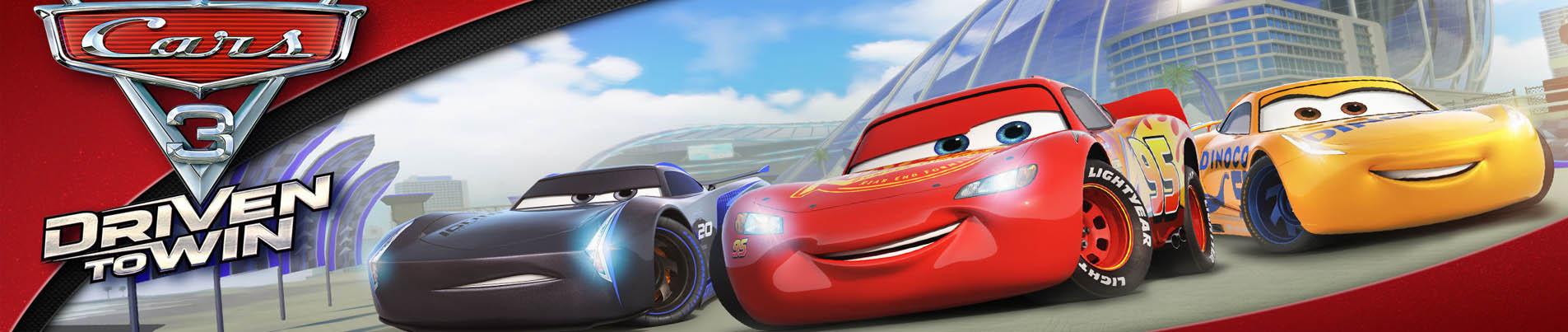Cars 3 Disney Groothandel