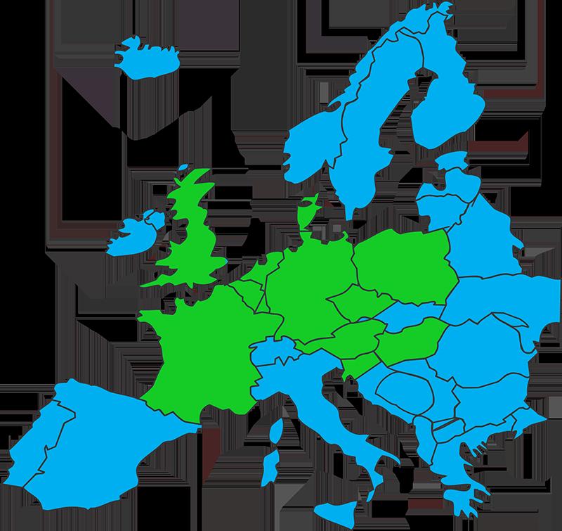 Darmowa dostawa do 12 krajów w Europie.