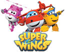 Super Wings clothes and accessories wholesale.