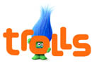 Trolls Disney clothing and accessories wholesale